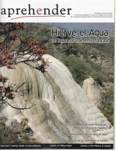 """Revista de divulgación científica y tecnológica """"Aprehender"""". Oaxaca, México"""