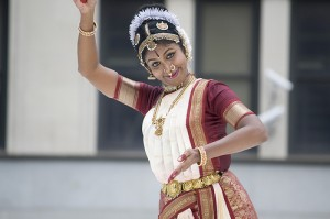 danza india Cortesía de alrom