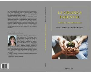 Portada La crianza parental. Autora: María Teresa González Osorio