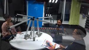 Radio CORTV-entrevista a María Teresa González Osorio