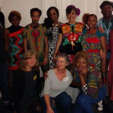 Espacios de participación con respeto a la cultura