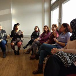 Women connect: ¡Un exitoso taller!