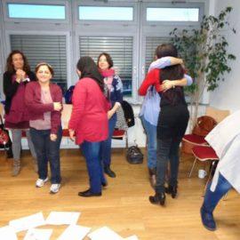 Taller de Salud psicosocial para  Mujeres refugiadas y Migrantes en Hamburgo