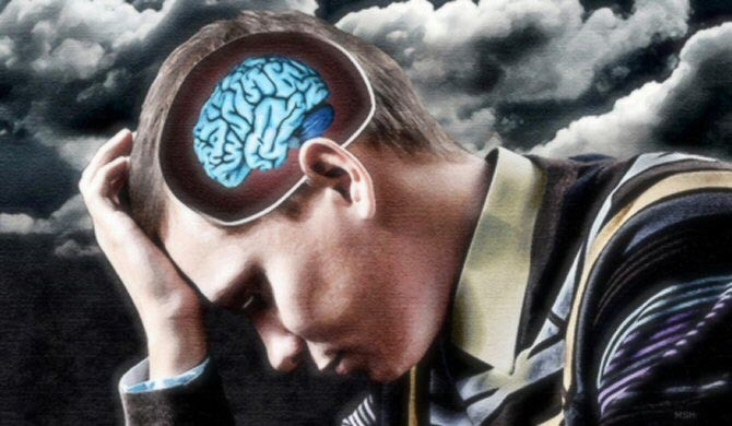 El cerebro ante el estrés