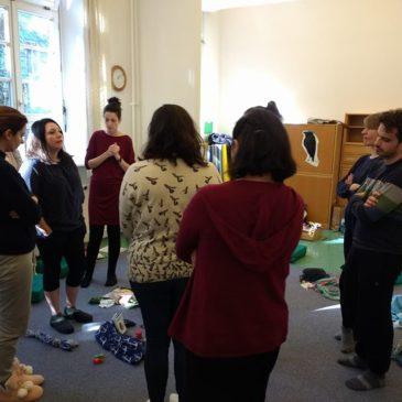 Un taller lleno de riqueza: Afrontamiento del estrés