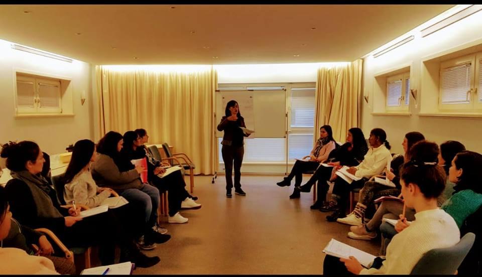 Iniciamos ya con el taller: autoestima y empoderamiento