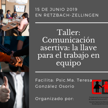 Taller: Comunicación asertiva