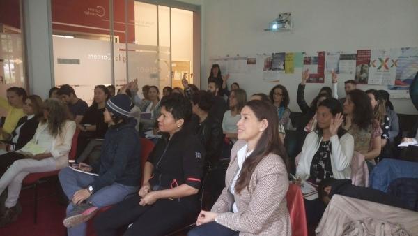 Taller: Migración, Mujer y Familia