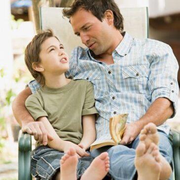 Trata a tus hijos como te gustaría ser tratado