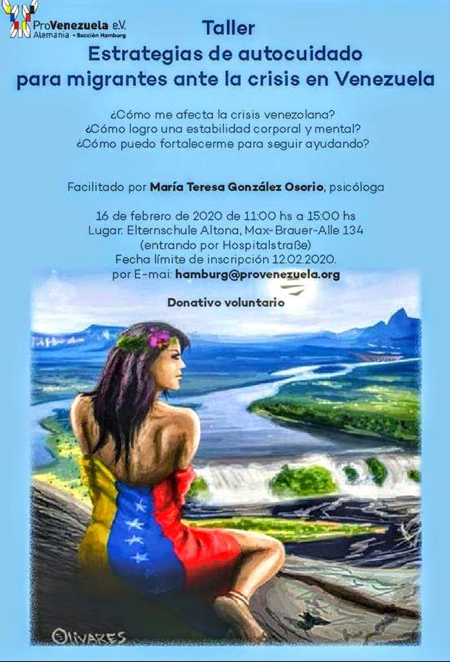 Estrategias psicológicas ante la crisis en Venezuela